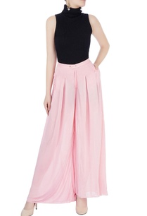 light-pink-wide-leg-trousers
