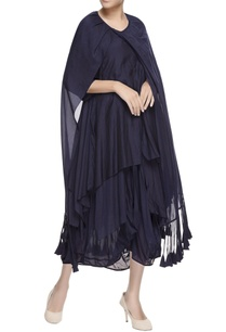 navy-blue-dhoti-dress