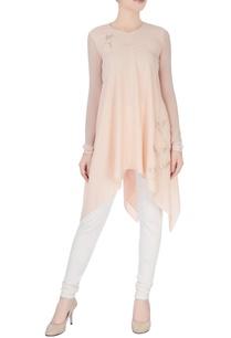 pink-asymmetric-style-kurta