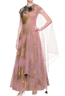blush-pink-net-anarkali