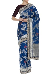 banarasi-sari-with-unstitched-blouse-piece