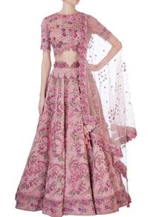 pink-embellished-lehenga-set