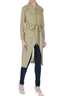 olive-grey-high-low-shirt-tunic