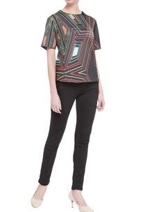 multicolored-printed-georgette-blouse
