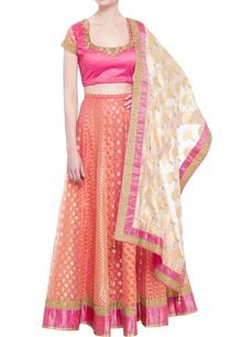 pink-coral-embellished-lehenga-set