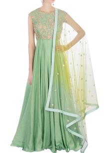 sea-green-embellished-anarkali-set