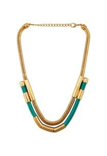 turquoise-blue-gold-embellished-princess-necklace