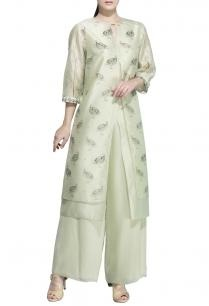 pale-green-bird-printed-tunic-with-palazzos