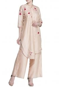 light-pink-floral-embroidered-layered-tunic