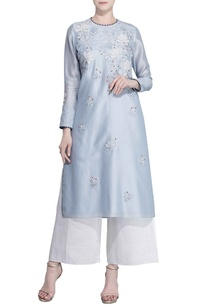 ice-blue-floral-applique-tunic