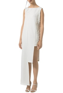 ivory-floral-embroideredhigh-low-dress