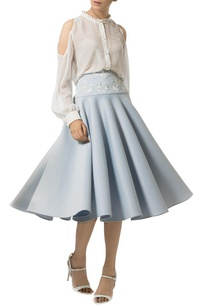 ice-blue-circular-embellished-skirt