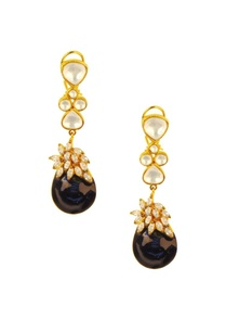 gold-plated-crystal-amethyst-drop-earrings