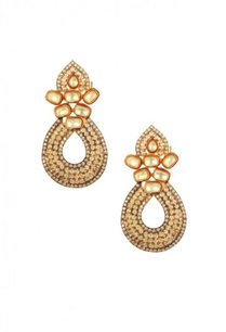 silverdimante-crystal-studded-teardrop-earrings
