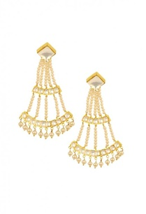 gold-silver-crystal-pearl-earrings
