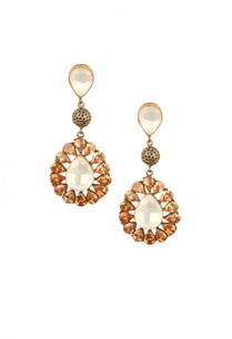 rose-gold-crystal-motif-earrings