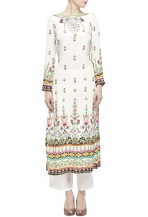 white-multi-color-printed-tunic-with-palazzos
