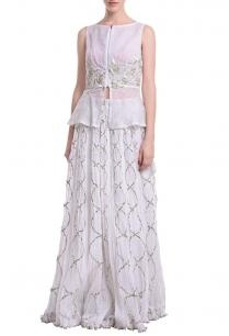 ivory-silver-gota-top-with-lehenga