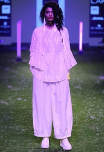 white-printed-tunic-with-angrakha-baggy-pants