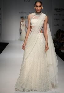 ivory-lace-pearl-embellished-lehenga-sari