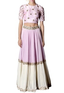 lavender-white-floral-embroidered-lehenga-set