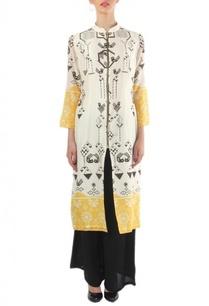 white-black-yellow-printed-tunic-with-palazzos