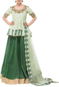 emerald-mint-embroidered-lehenga-set