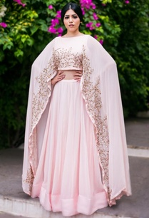 blush-pink-gold-leaf-embroidered-lehenga-set