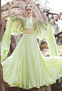 mint-green-embellished-cape-with-lehenga