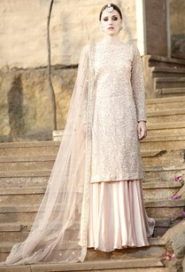 blush-pink-sequin-embroidered-lehenga-set