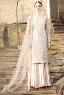 blush-pink-sequin-embroidered-lehenga-set