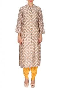 beige-white-geometric-printed-tunic-with-yellow-patiala
