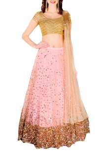 peach-gold-heavilly-embellished-lehenga-set%c2%a0