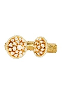 gold-plated-engraved-kundan-pearl-cuff