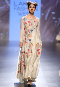cream-multi-colored-floral-embroidered-maxi-dress