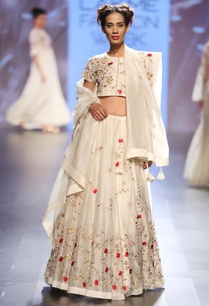 cream-red-gold-floral-embroidered-lehenga-set