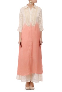 ivory-rose-pink-shaded-embroidered-tunic
