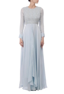 powder-blue-embroidered-maxi-dress
