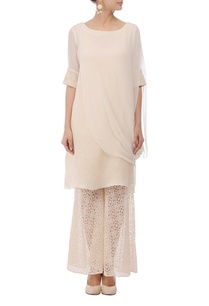 ivory-embellished-layered-tunic