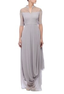 grey-draped-gown