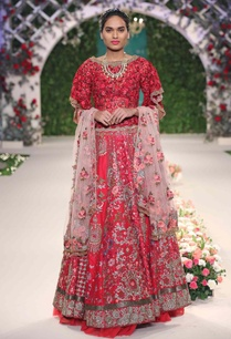 red-floral-embroidered-motifs-lehenga-set