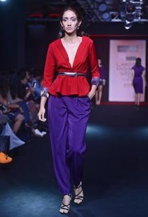 crimson-red-jacket-purple-pants