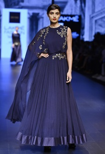 blue-gold-floral-anarkali-with-attatched-dupatta