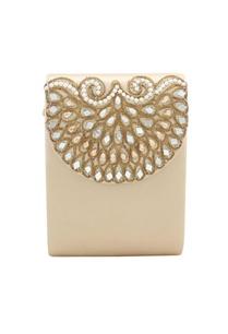 light-gold-japanese-beadwork-clutch