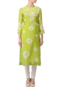green-embroidered-tunic