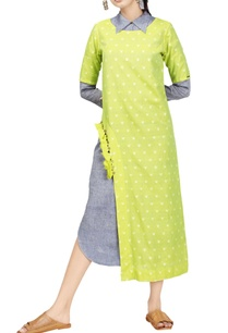lime-dotted-handwoven-jamdani-pale-blue-dress