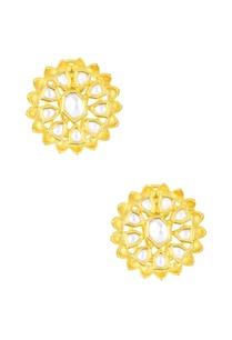 gold-kundan-embellished-drop-earrings
