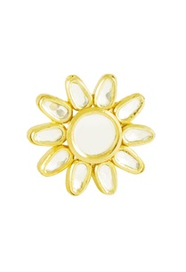 gold-mirror-kundan-embellished-ring