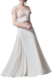 ivory-draped-skirt