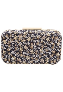 black-and-golden-traditional-embroidered-clutch